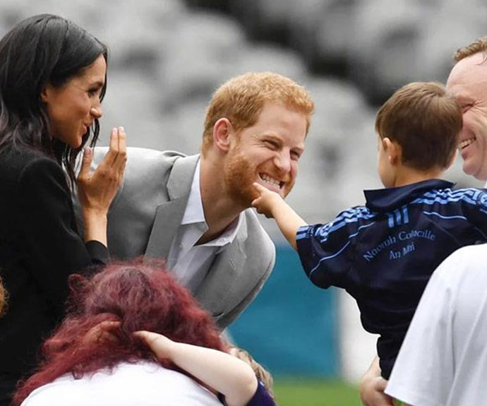 Prince Harry just gave a big hint about how many kids he wants (and how many he doesn't)