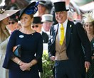 Fergie and Prince Andrew Exclusive: In love and living together