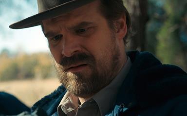 Stranger Things' David Harbour drops a bunch of Season 3 spoilers