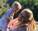 Tiffiny Hall's sweetest mum moments with adorable baby Arnold give us all the feels