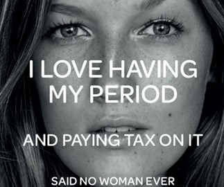 'Saying no to the tampon tax is an attack on women and equality'
