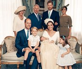 Prince Louis' christening photos: 6 things you didn't notice!