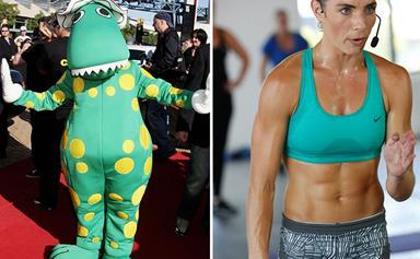 How Ninja Warrior Lauren Hannaford went from the Wiggles to fitness queen
