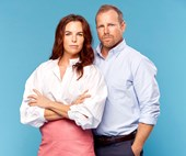 House Rules duo Mel and Dave know how they come across on TV