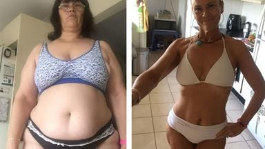 """From fat and frumpy to 50 and fabulous: """"I'm GLAM-ma and life's never been sweeter"""""""