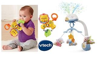 Win one of 3 VTech Playtime Packs!