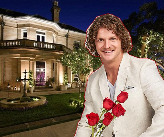 The Bachelor Australia mansion