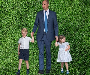 Prince William wants Prince George and Princess Charlotte to get into this particular sport