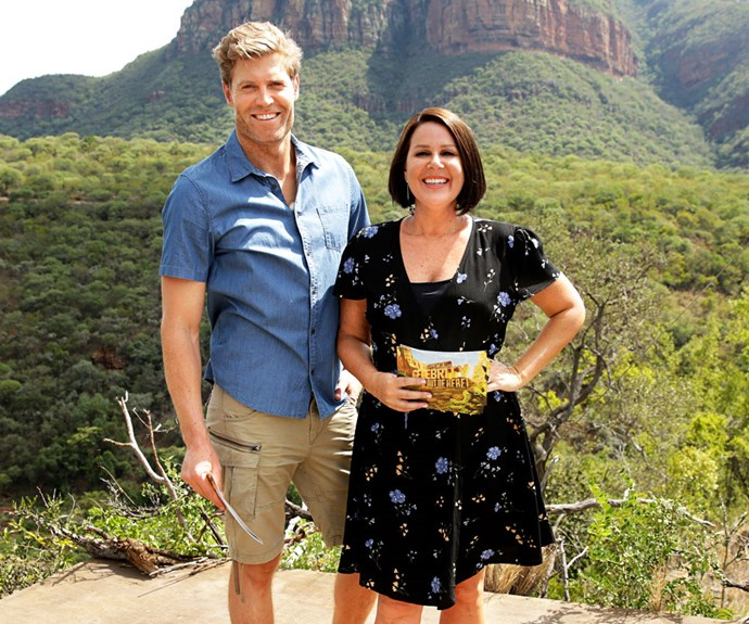 I'm A Celebrity... Get Me Out Of Here! hosts Julia Morris and Dr Chris Brown dish on the show's future