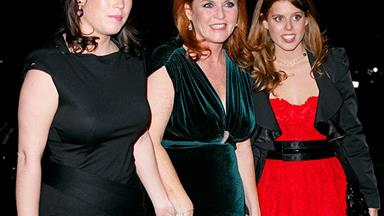 Sarah Ferguson admits her charity made her a better mum