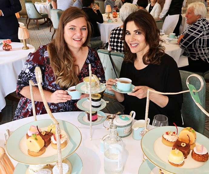 MasterChef Australia's Kristen Sheffield opens up about her UK trip to visit Nigella Lawson