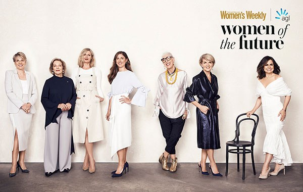 Win a Trip for two  to attend The Australian Women's Weekly AGL Women of the Future Awards