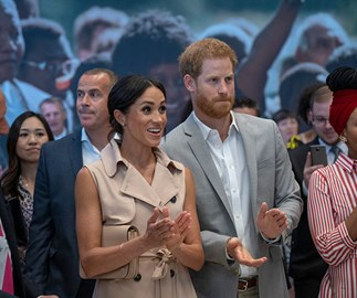 Duchess Meghan is in her element at the Nelson Mandela Exhibition