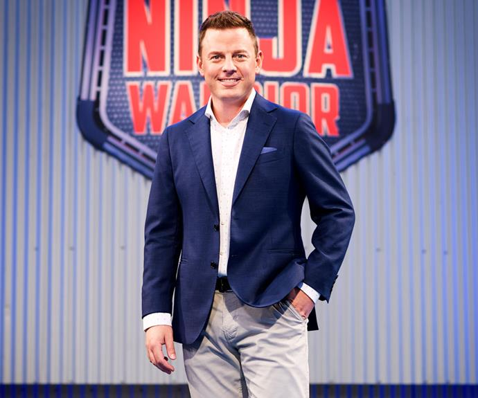 The *Ninja Warrior* host says he wouldn't be drawn back to breakfast TV.