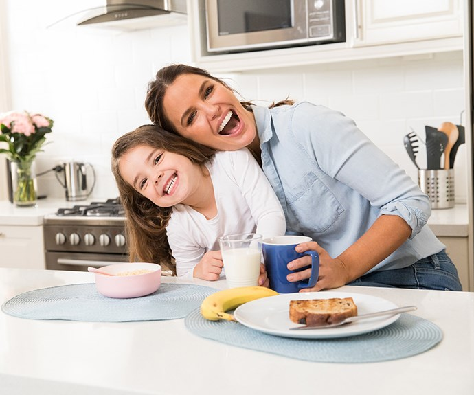 Neighbours' star Jodi Anasta reveals the best and hardest parts of motherhood