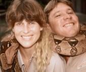 "Terri Irwin on Steve Irwin: ""We had that soulmate thing!"""