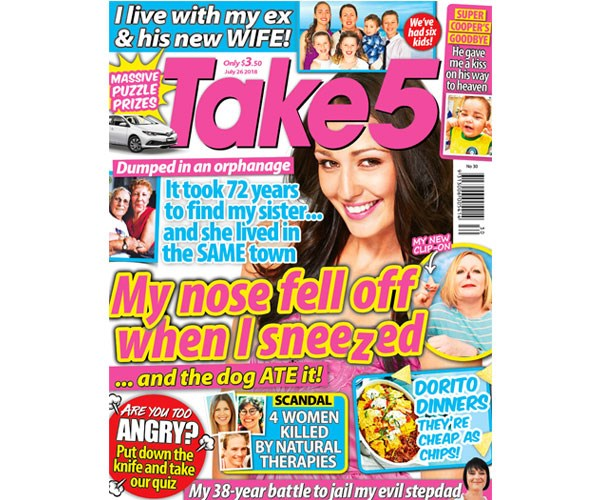 Take 5 Issue 30 Coupon - on sale now!