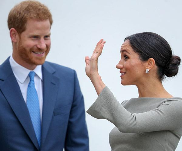 Meghan Markle And Prince Harry Are Planning A Royal Tour