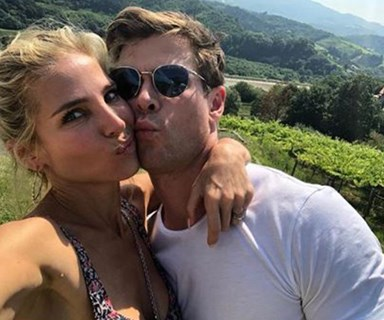 Chris Hemsworth dancing with Elsa Pataky proves they're the ultimate dream team