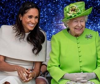 Duchess Meghan and Queen Elizabeth's very special bond