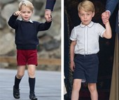 Why does Prince George only wear shorts? We've finally solved the mystery!