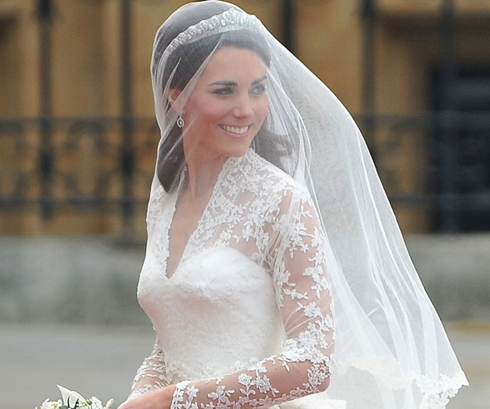 How old was Catherine The Duchess of Cambridge when she married Prince William?