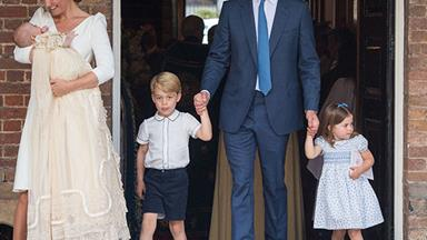Prince William and Duchess Catherine jet off on their first holiday as a family-of-five