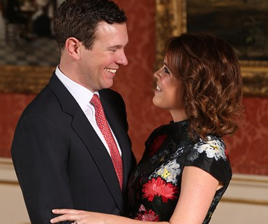 Fairytale love! Princess Eugenie and Jack Brooksbank share unseen romantic photos