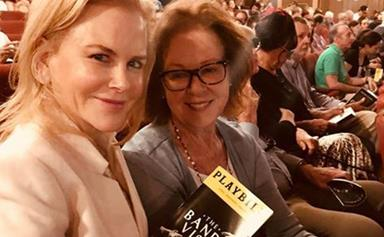 EXCLUSIVE: Nicole Kidman vows to take care of her mum