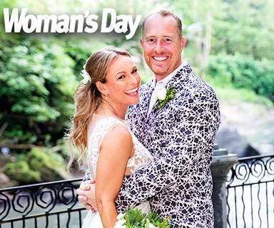EXCLUSIVE: Married At First Sight's relationship coach Melanie Schilling ties the knot!