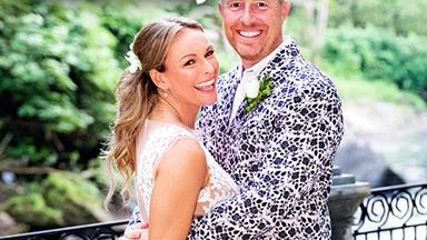 Married At First Sight Australia expert Melanie Schilling is a first time bride at 47