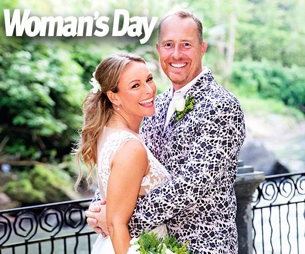 Melanie Schilling Bali Wedding