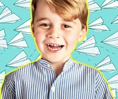 Prince George turns 5: A celebration of his sweetest moments