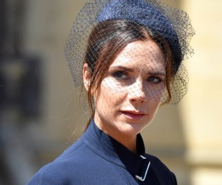 'Meghan loves Harry very much:' Victoria Beckham shares sweet details from the Royal Wedding