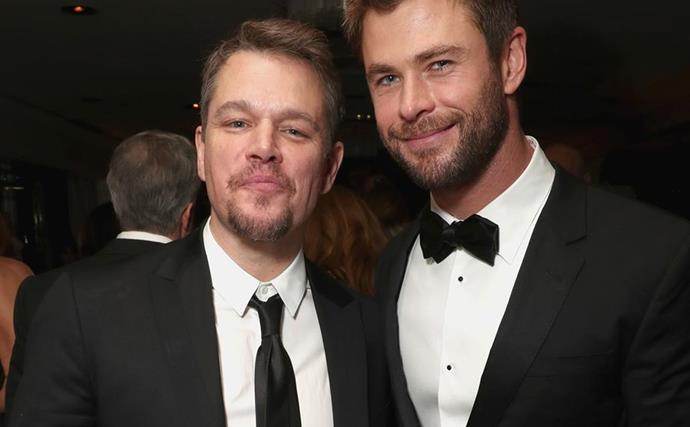 Chris Hemsworth, Elsa Pataky and family join Matt Damon, Luciana Barroso and kids on ANOTHER family vacay