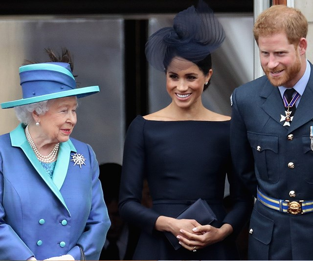 The Queen has gifted Prince Harry and Duchess Meghan a rather expensive wedding present