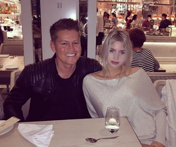 It looks like Sean Thomsen has moved on from MAFS ex Tracey Jewel with a new girlfriend