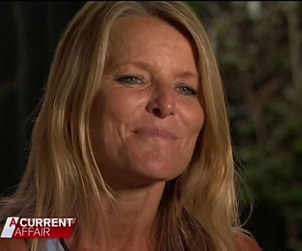 Simone says yoga has helped her through her darkest days.