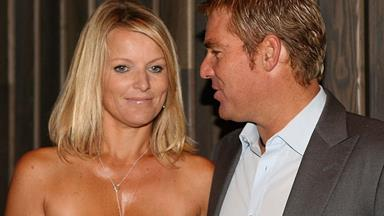 Simone Callahan reflects on her marriage to ex Shane Warne