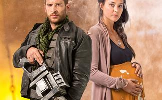 Home and Away's Dan Ewing and Rhiannon Fish reunite for new movie Occupation