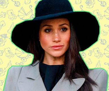 Meghan Markle won't be allowed a baby shower when she's pregnant