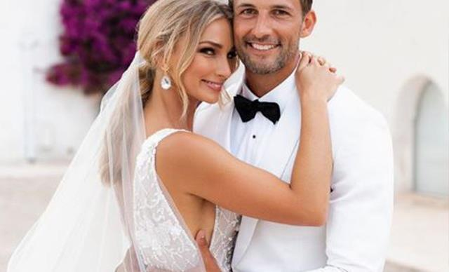 Anna Heinrich and Tim Robards share more pics of their dreamy Italian wedding - take a look at the FULL album!