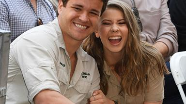 """Chandler Powell's birthday tribute to Bindi Irwin is beyond romantic: """"You inspire me to be a better man!"""""""