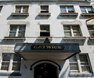 The Gatwick The Block