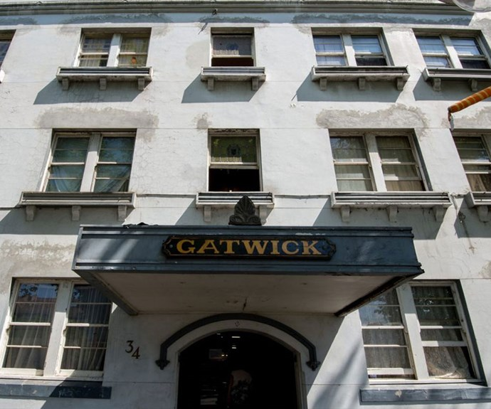 The Gatwick The Block