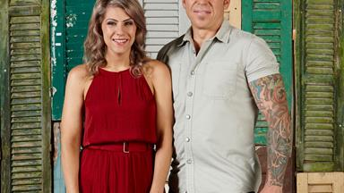 EXCLUSIVE: House Rules' David and Chiara reveal money worries after missing out on the grand finale