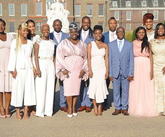 The gospel choir from the Royal Wedding has scored a record deal and they celebrated with another Royal performance!