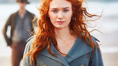 Poldark's Eleanor Tomlinson on why Demelza is inspirational