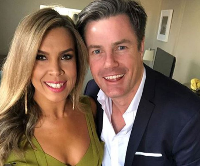 Are Married at First Sight's Troy Delmege and Carly Bowyer hiding something with this picture?
