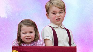"Prince George ""isn't interested"" in hanging out with Princess Charlotte"